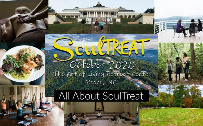 Join LIVE tomorrow and let's talk about the MOST EPIC EVENT in 2020: SoulTreat! We will discus