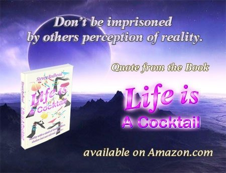 Don't be imprisoned by others perception of reality. #LifeCocktail #perception #reality #circumsta