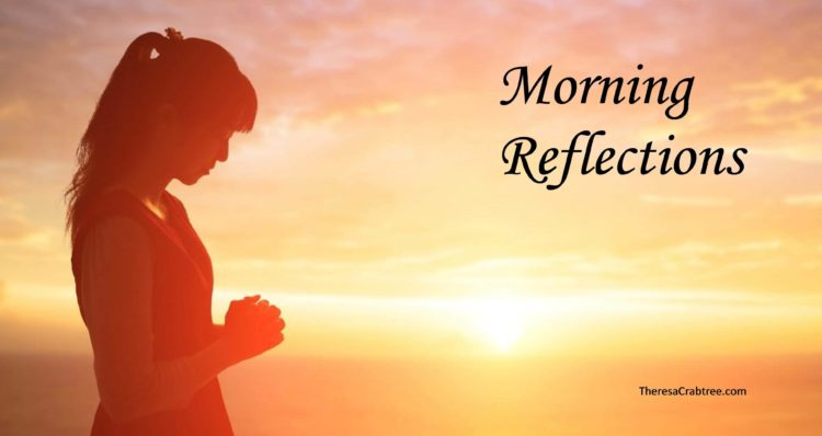 MORNING REFLECTIONS Every morning, communicate with your Soul and Spirit Guides. Invoke Archangel Mi