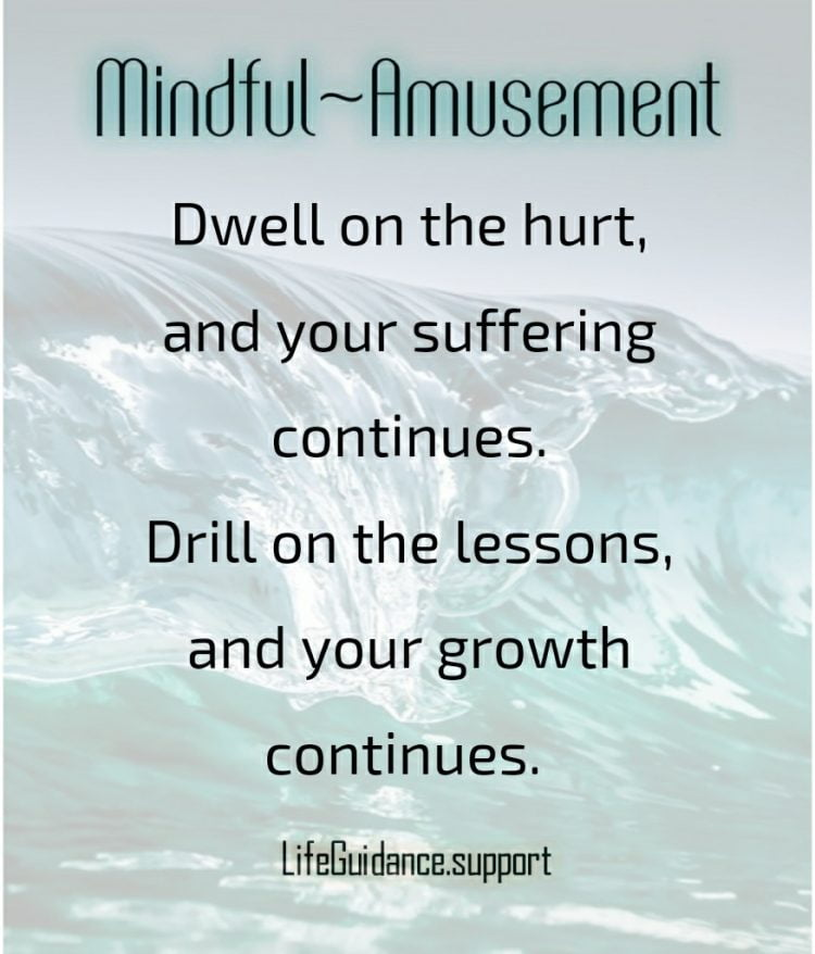 Mindful Thursday~ 05/28/2020 Use today's Mindful-Amusement share of knowledge to help yourself
