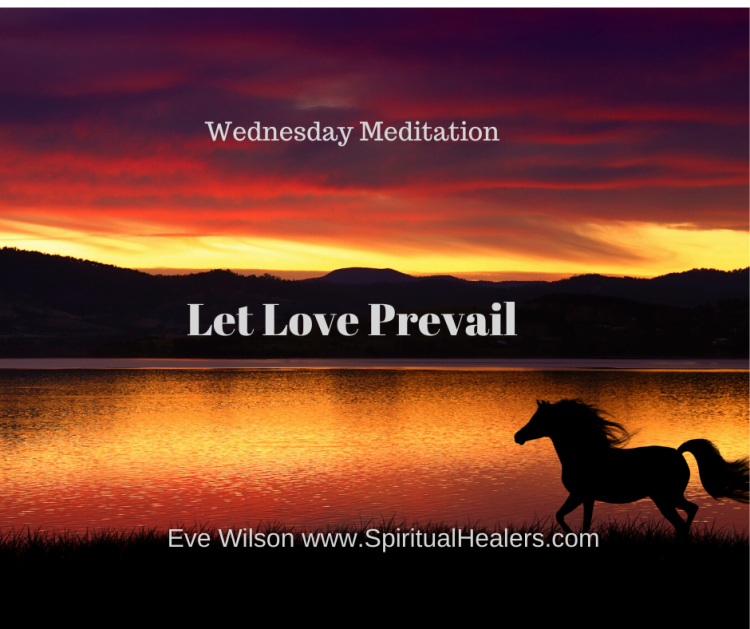 http://www.spiritualhealers.com Wednesday Meditation 5-15-20