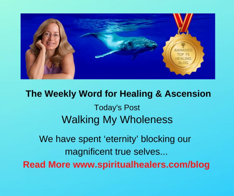 http://www.spiritualhealers.com/blog Weekly Word for Soc 5-1-20