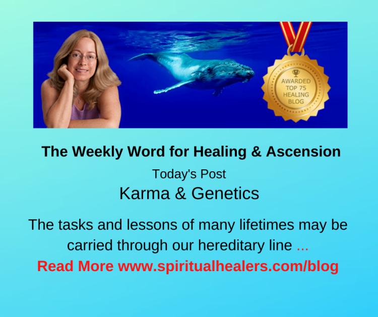 http://www.spiritualhealers.com/blog Weekly Word for Soc 5-15-20