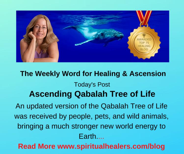 http://www.spiritualhealers.com/blog Weekly Word for Soc 5-29-20