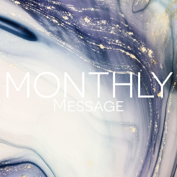 Enjoy this Inspired Monthly Message & Other Inspirational Offerings https://www.thewellnessunive