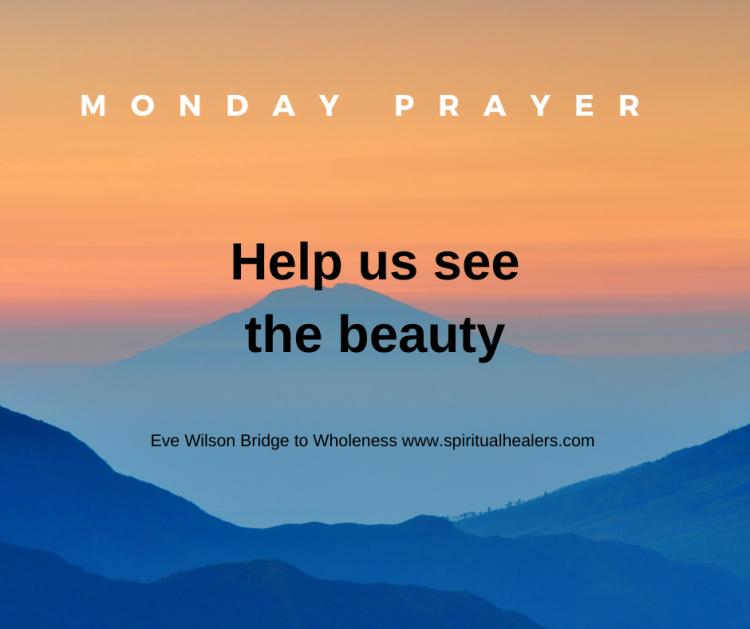 http://www.spiritualhealers.com 6-26-20 Monday Prayer