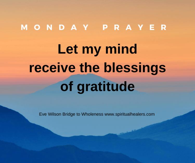 http://www.spiritualhealers.com 7-31-20 Monday Prayer