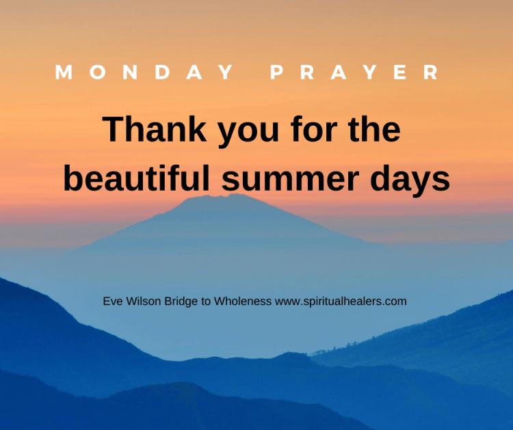 http://www.spiritualhealers.com 8-7-20 Monday Prayer