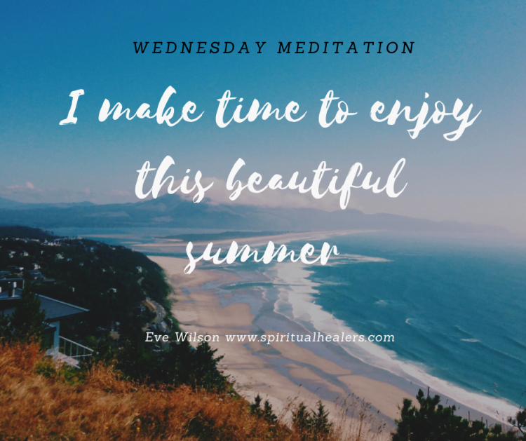 http://www.spiritualhealers.com Wednesday Meditation 8-7-20